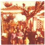 Κάλαντα στο Χωριό την  δεκαετία του ΄70 (φωτο).