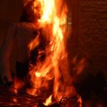 Αφανός και Κάψιμο Καρνάβαλου στη Μελιγού.